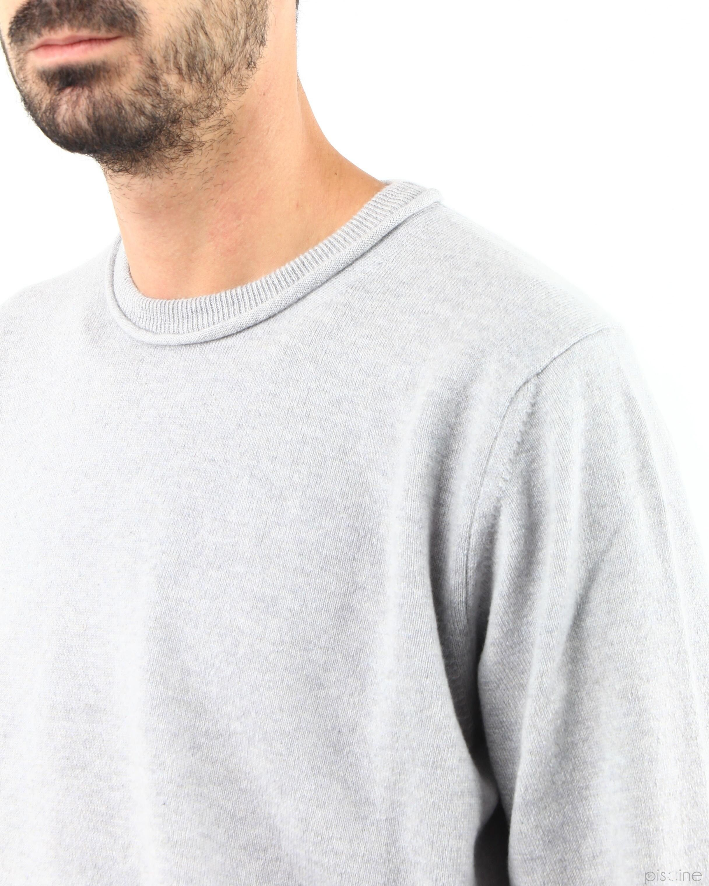 Pull gris Casheart