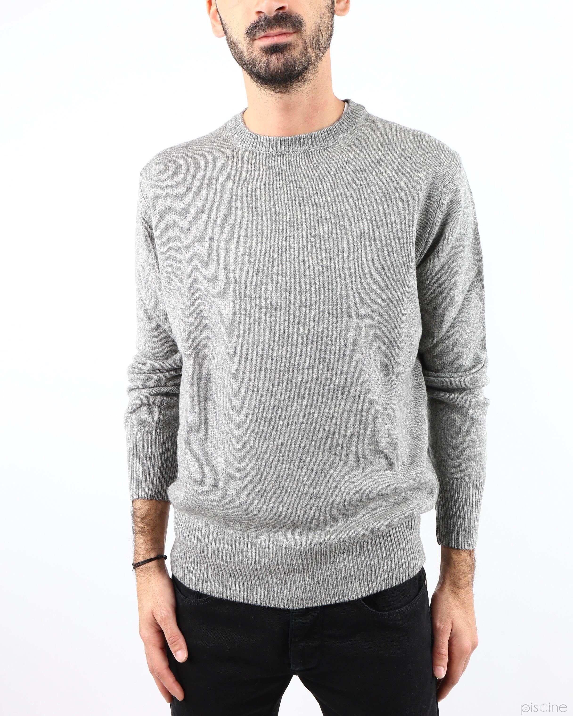 Pull gris Il Cammello Toscano