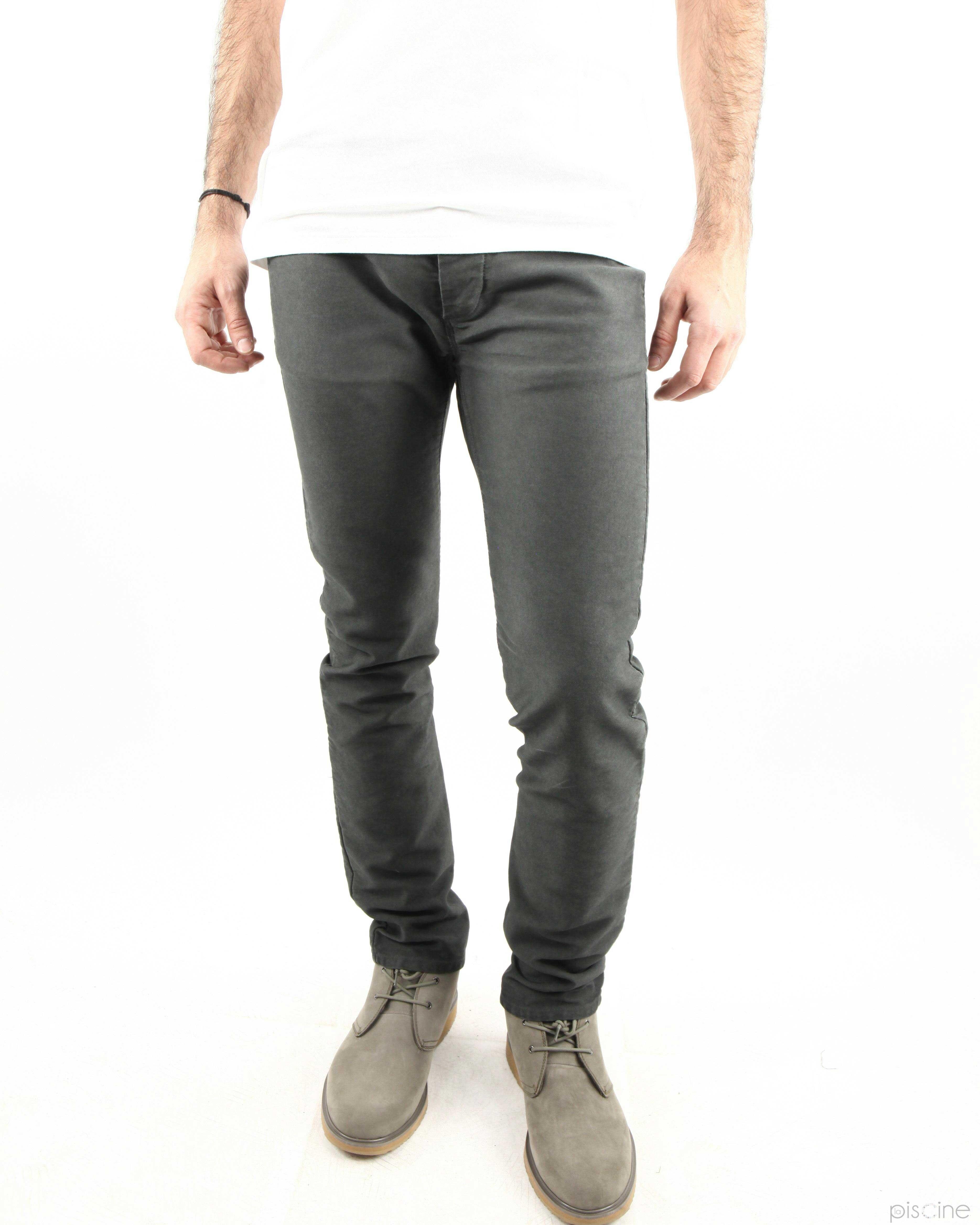 Pantalon gris Tiiuric