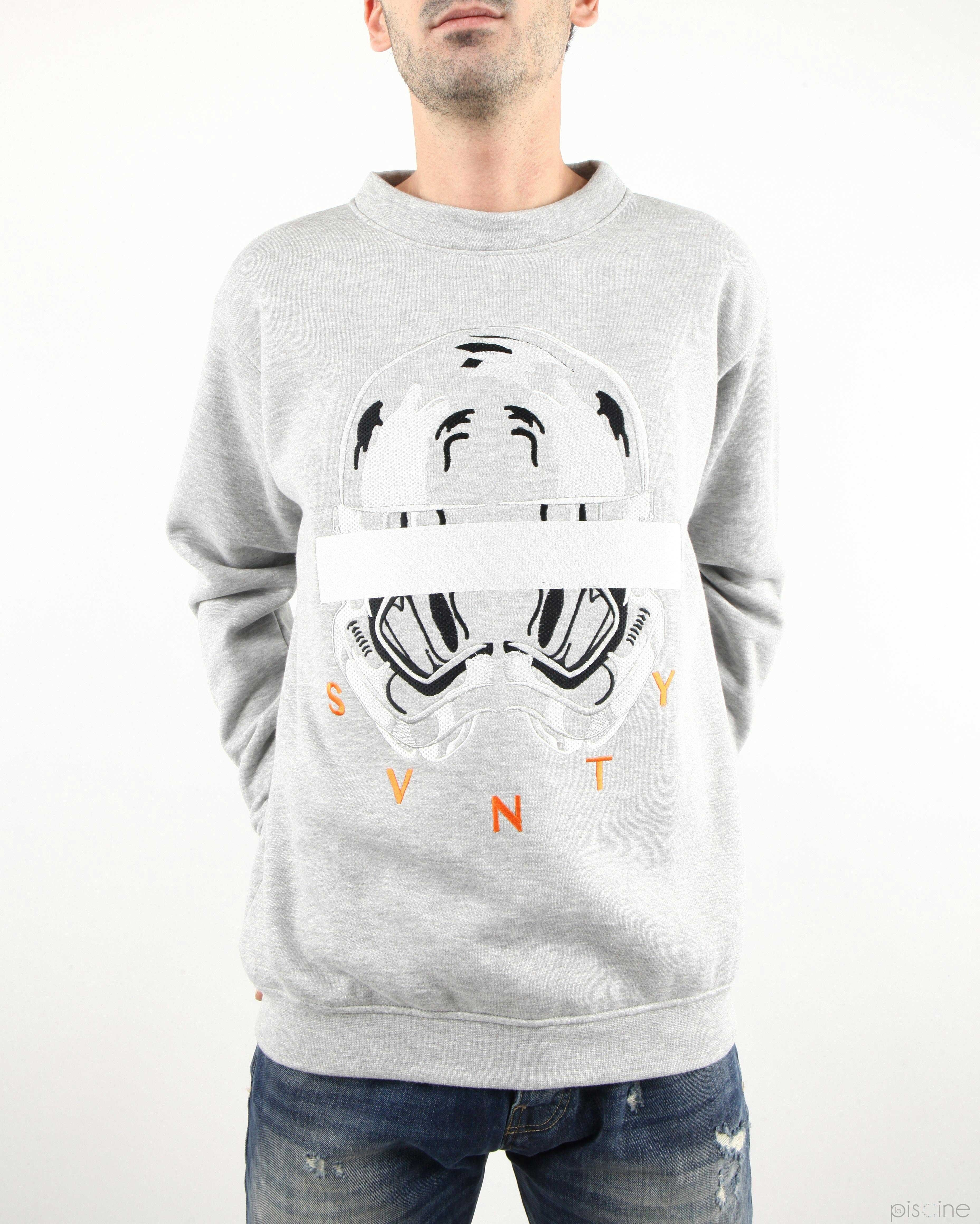 "Sweat gris ""Stormtrooper"" SVNTY"