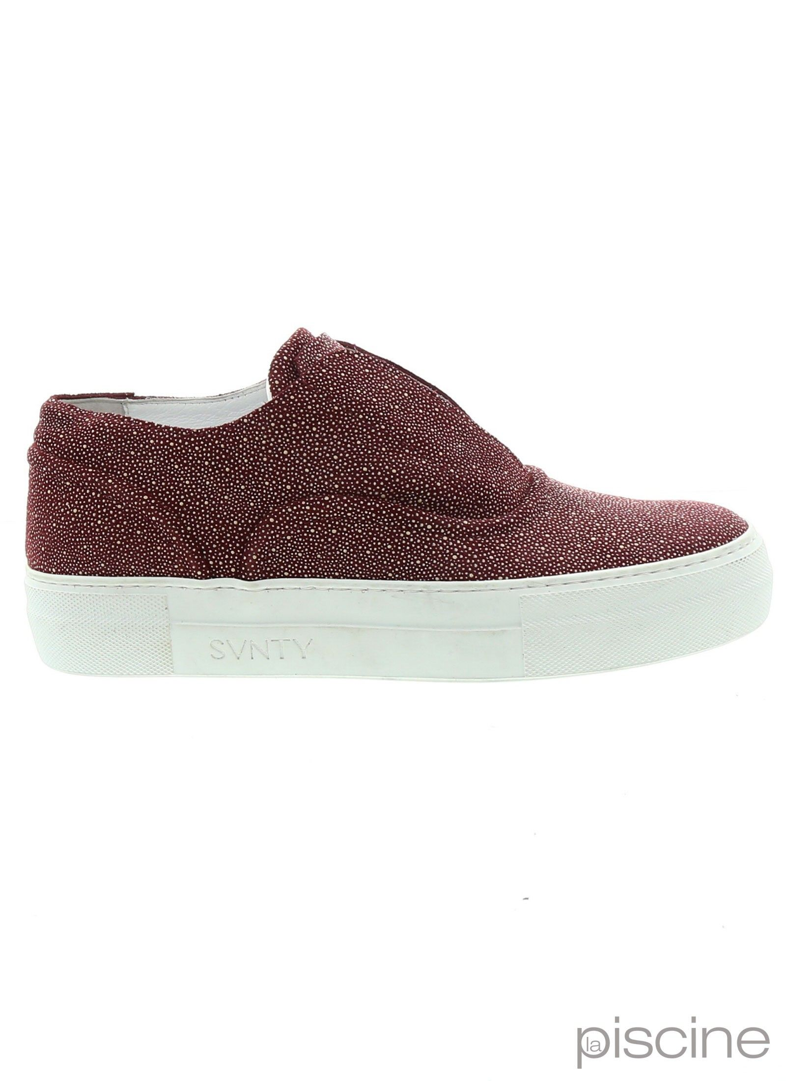 Slip_on bordeaux SVNTY