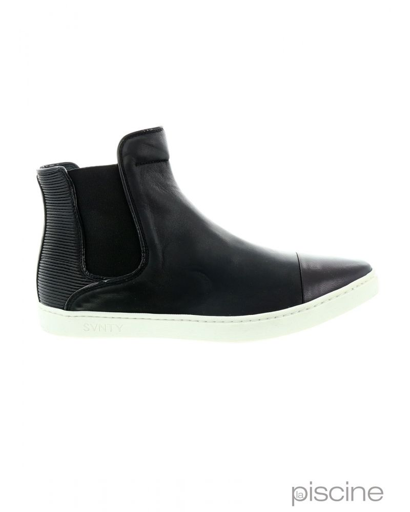 Boots pointus noir SVNTY