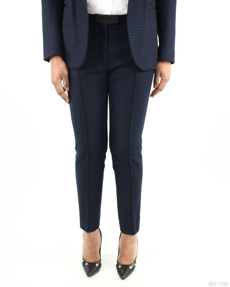 Pantalon bleu Tommy Hilfiger