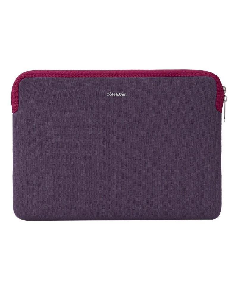 """Pochette violette ordinateur 15"""" Cote & Ciel"""