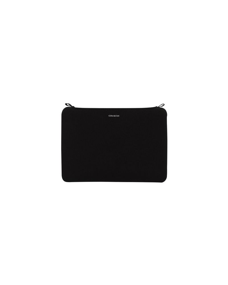 Pochette ordinateur noir 15 Cote & Ciel