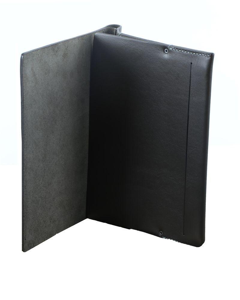 Pochette en cuir pour Ipad