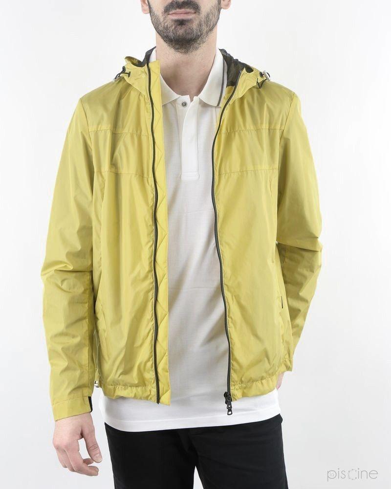 Blouson jaune Low Brand