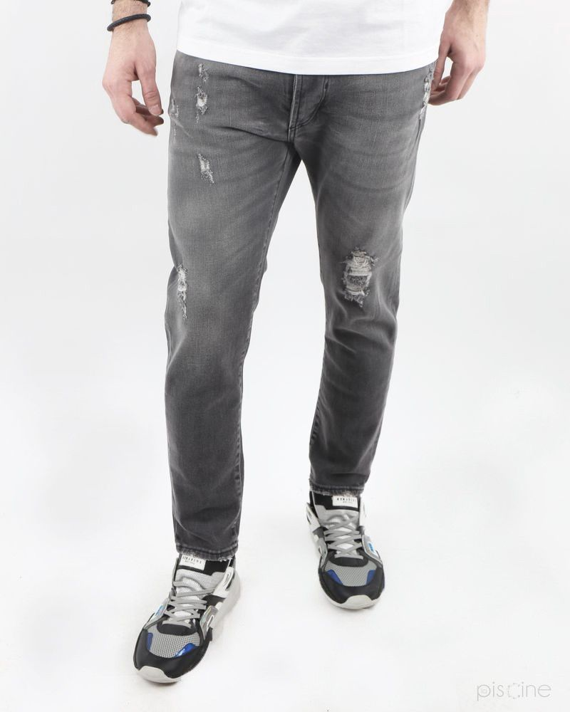 Jean gris Low Brand