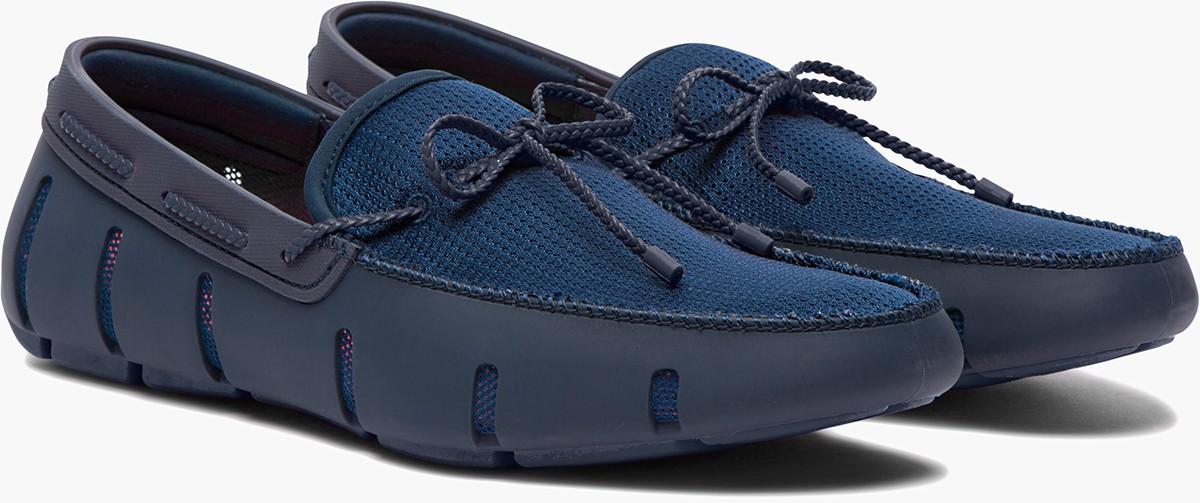 Mocassin bleu Swims