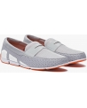 Mocassin gris style basket Swims