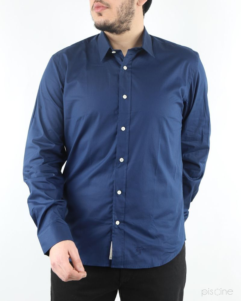 Chemise bleue Lords & Fools