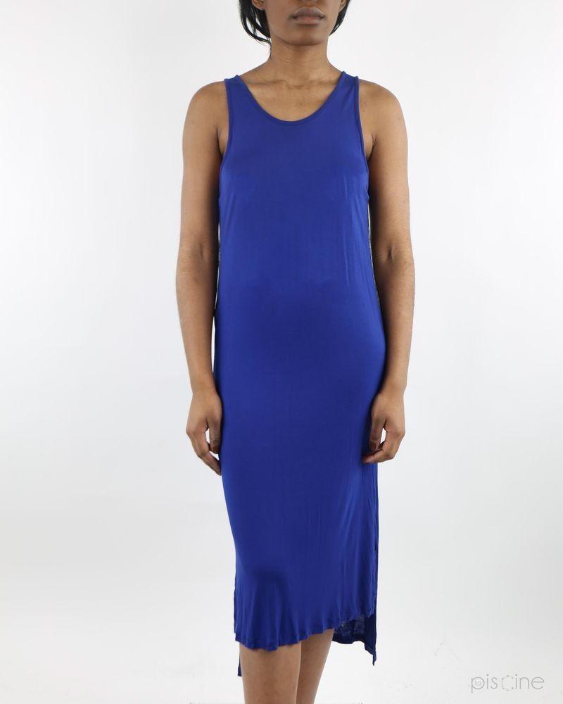 Robe bleue Damir Doma