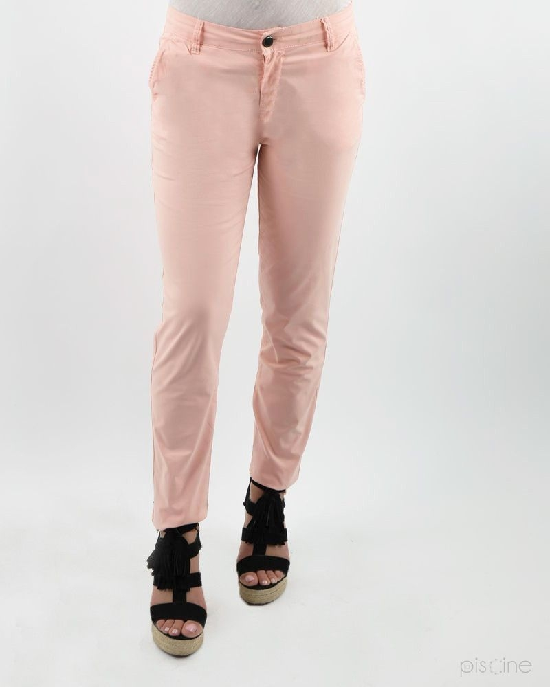 Pantalon rose 7/8 May June
