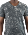 T-Shirt gris Woolgroup