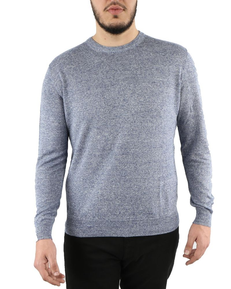 Pull bleu gris Panicale
