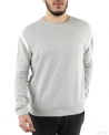 Sweat gris Melinda Gloss Homme