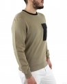 Sweat beige Low Brand
