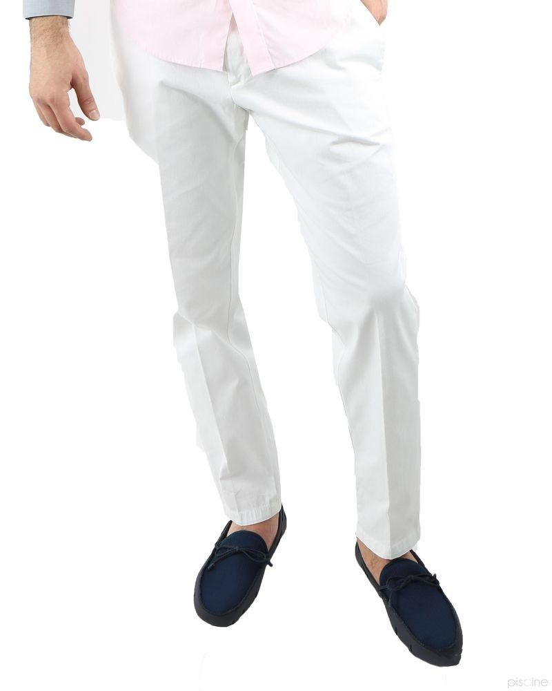 Chino blanc Department 5 Homme