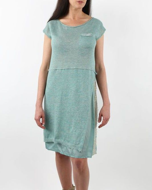 Robe turquoise A La Fois