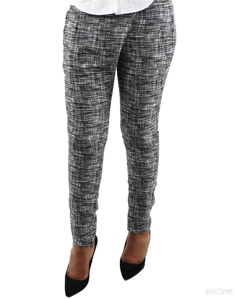 Pantalon gris Damir Doma