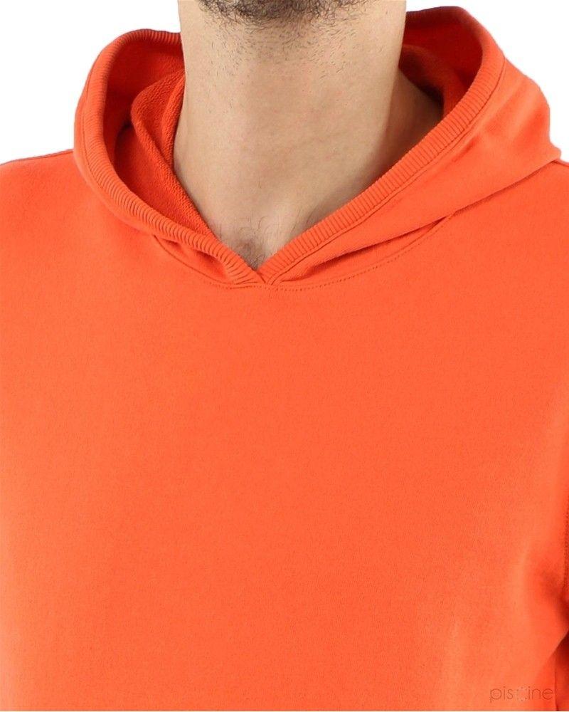 Sweat  à capuche orange  Soho