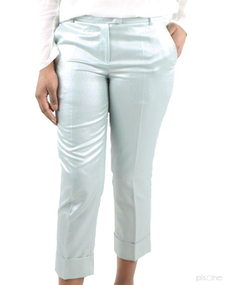Pantalon argenté Jijil