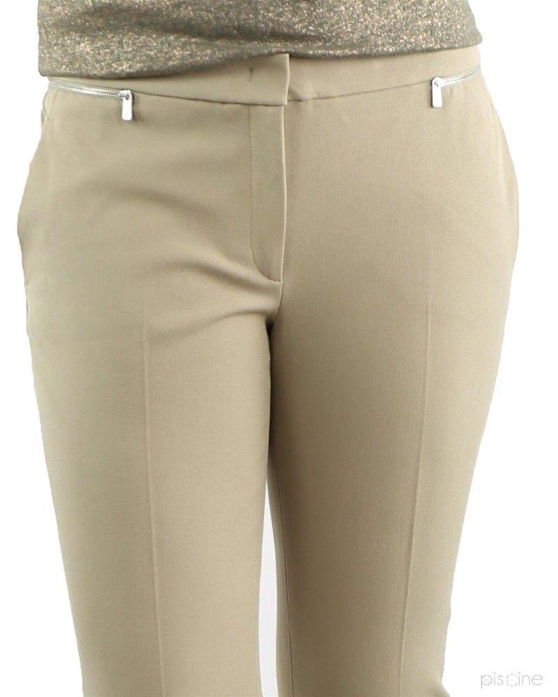 Pantalon beige Michael Kors