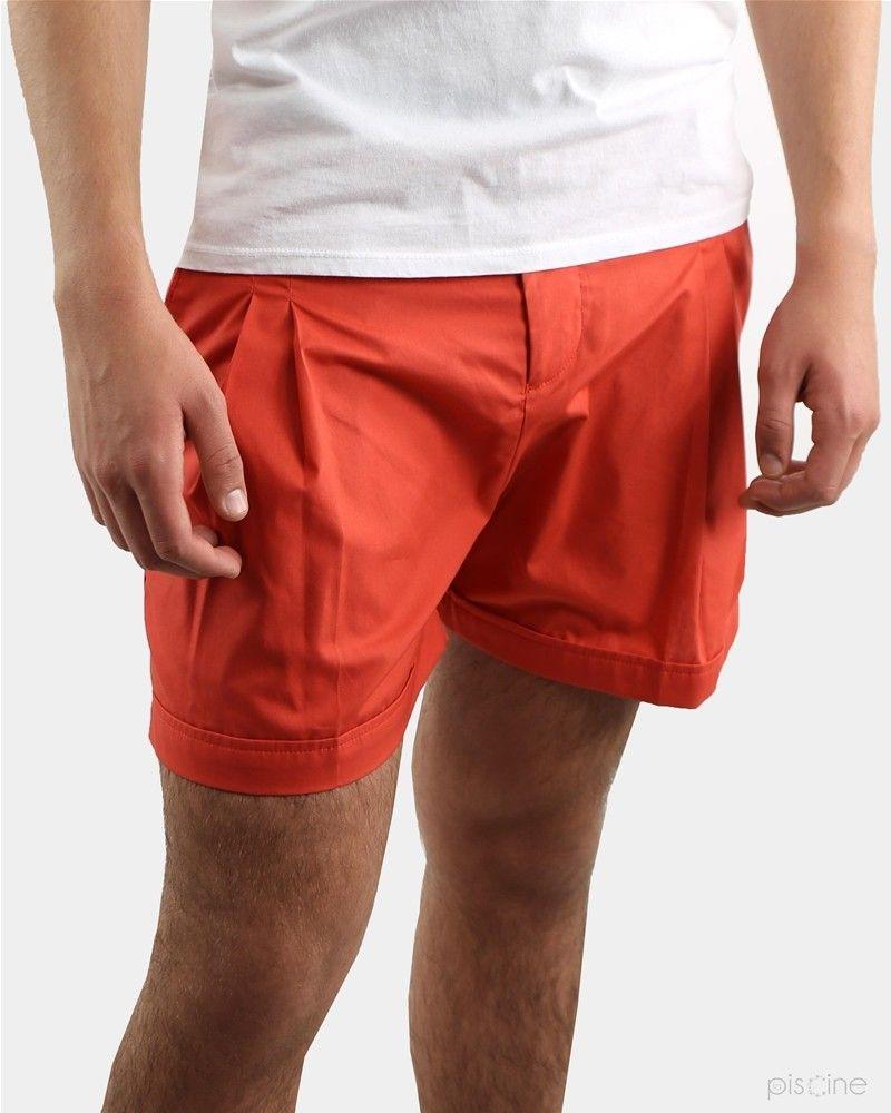 Bermuda orange court Les Hommes