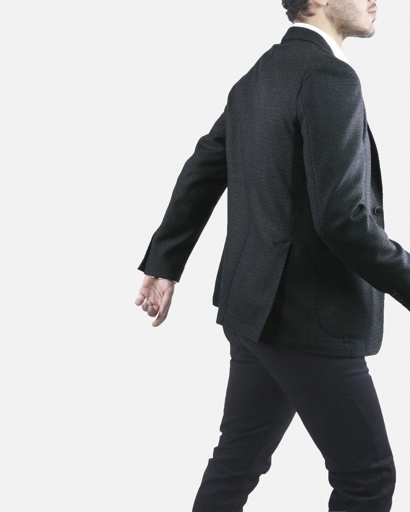 Veste noire et kaki Luca Capri