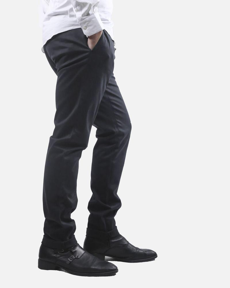 Pantalon chino bleu Roda