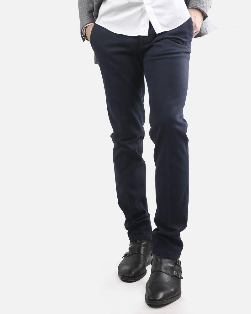 Pantalon bleu marine Roda