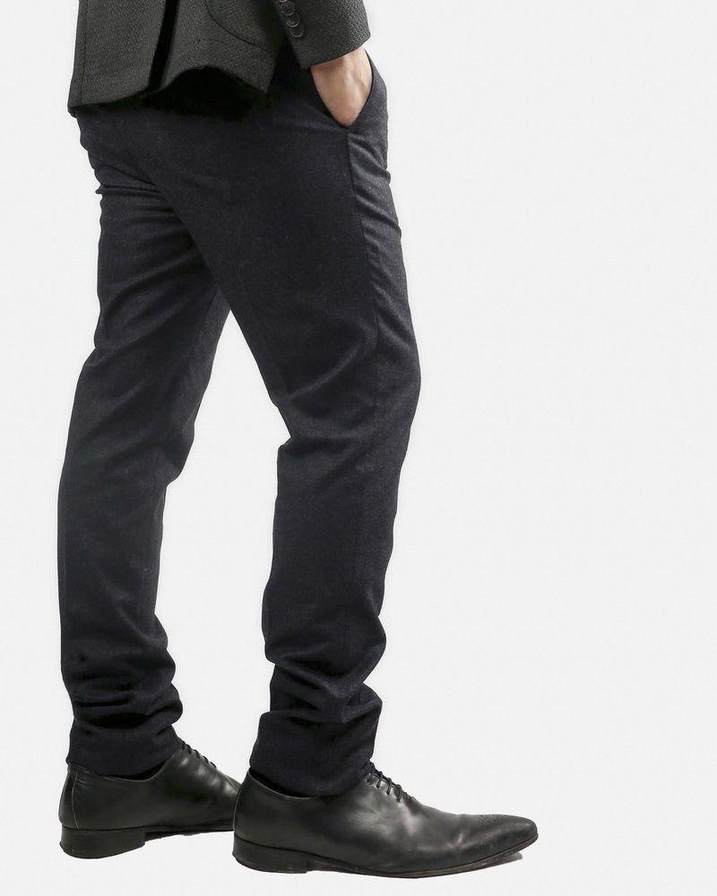 Pantalon bleu Roda