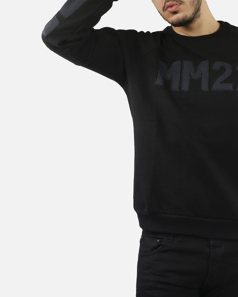 "Sweat noir ""MM22"" Department 5"