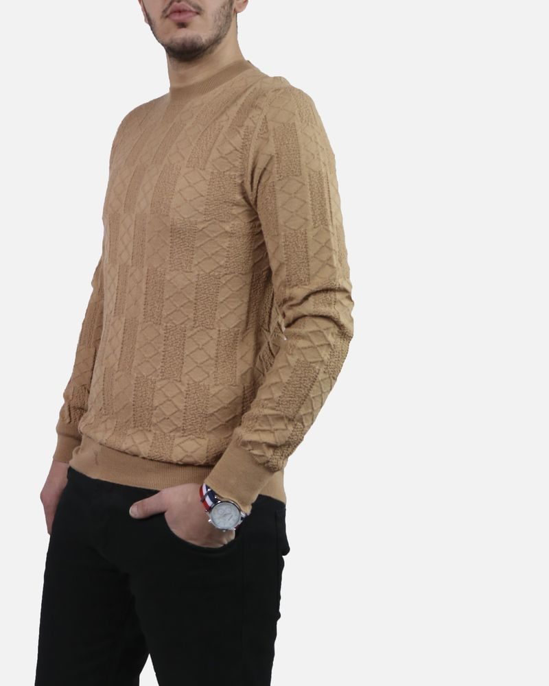 Pull camel col rond Department 5