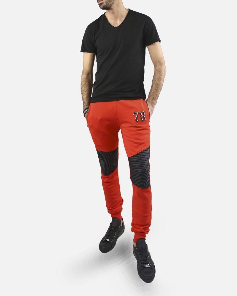 Jogging rouge Philipp Plein