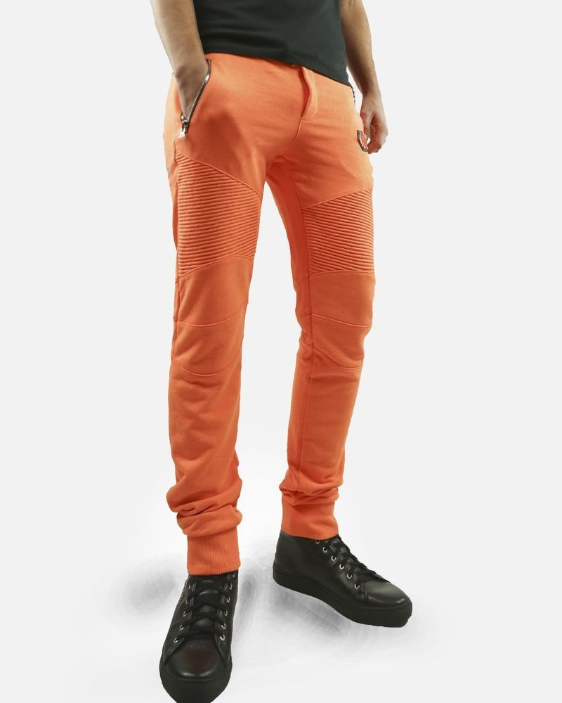 Pantalon de jogging orange Philipp Plein