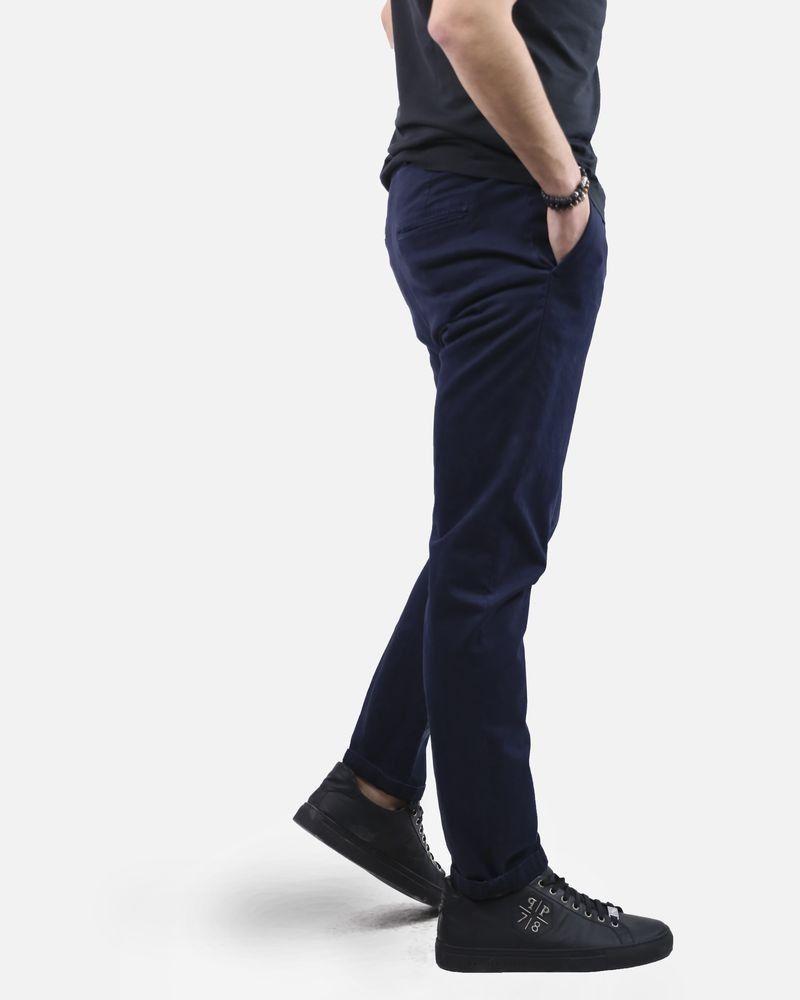 Pantalon bleu Low Brand