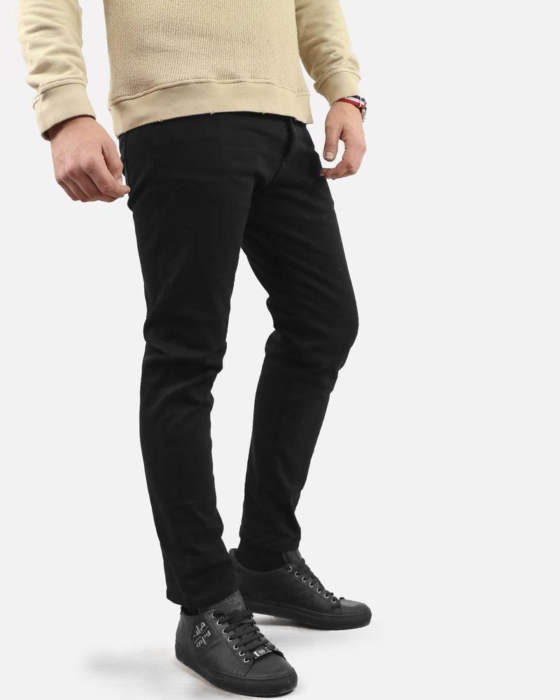 Jean noir Low Brand