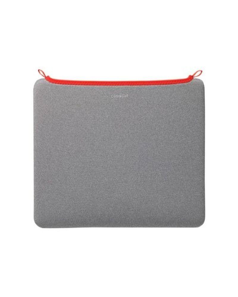 Pochette grise pour MacBook 13 Pouces Cote et Ciel