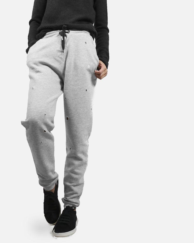 Pantalon de jogging gris Zoe Karssen