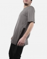 T-Shirt gris oversize Lost & Found