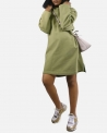Robe sweat kaki AVN / Collection privée Femme