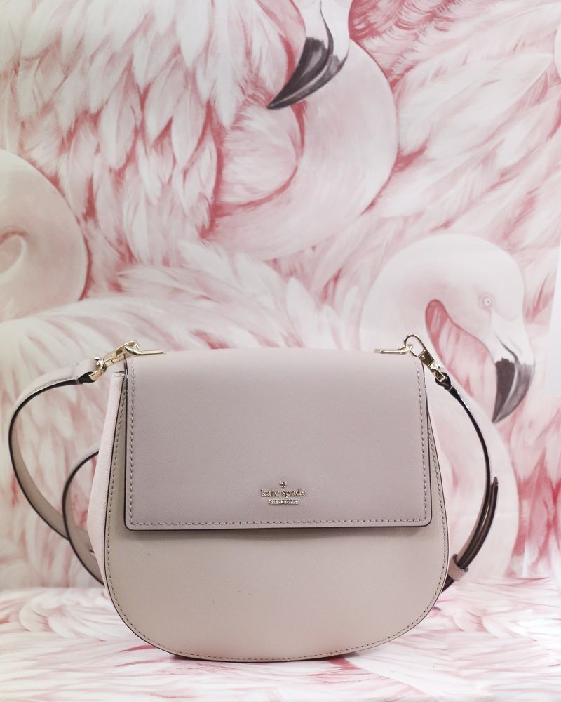Sac Besace tri-color rose Kate Spade