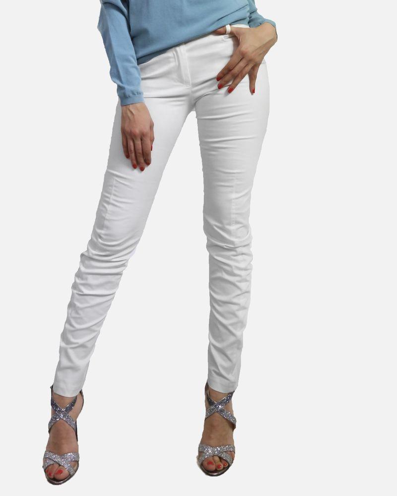 Pantalon blanc déstructuré Vivienne Westwood