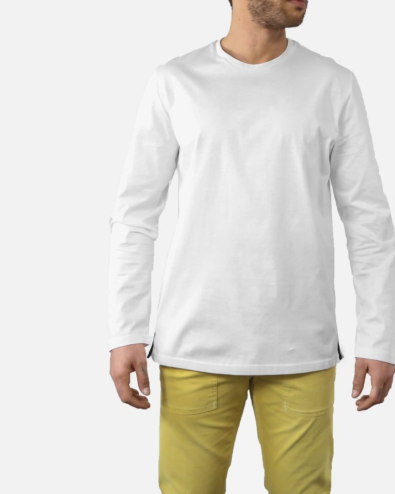 T-shirt oversize low brand blanc Low Brand