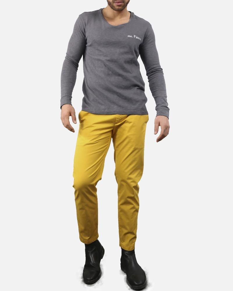 Chino jaune Department 5
