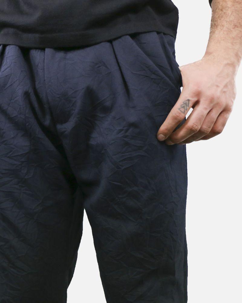 Chino bleu en coton fin Department 5