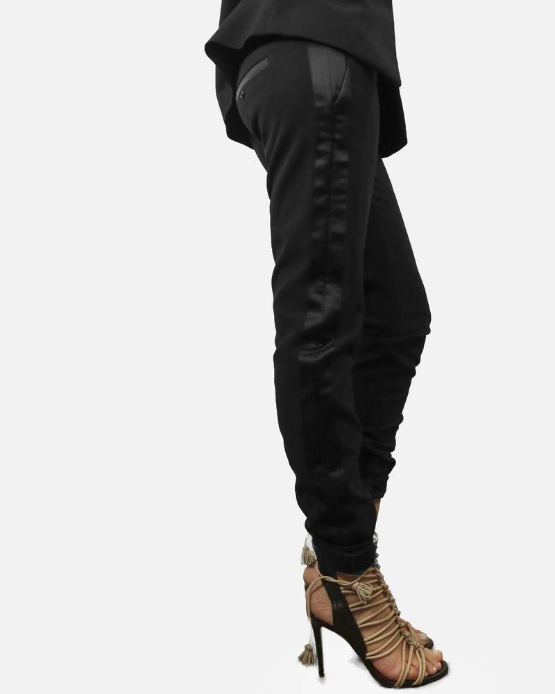 Pantalon noir Pierre Balmain