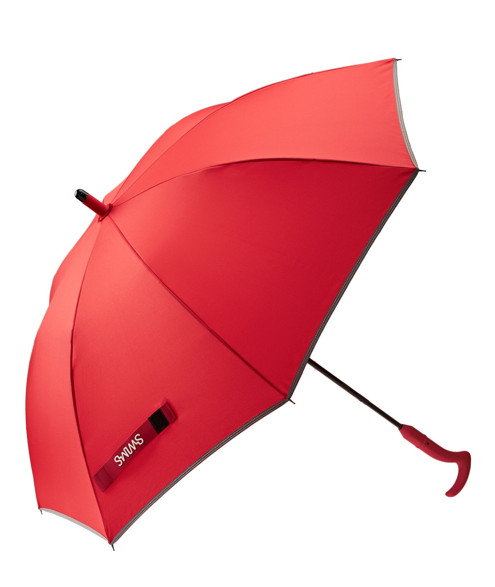 Parapluie rouge Swims