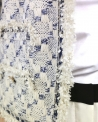 Veste en tweed beige Edward Achour
